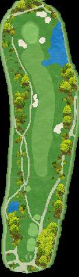 オールドコースIN Hole10