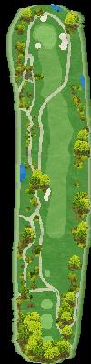 オールドコースIN Hole16