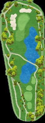 オールドコースIN Hole17