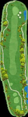 オールドコースIN Hole18