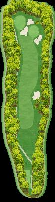 笠置コース Hole02