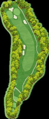 笠置コース Hole08