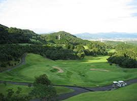 皐月ゴルフ倶楽部 天拝コース