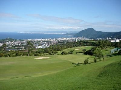 別府扇山ゴルフ倶楽部