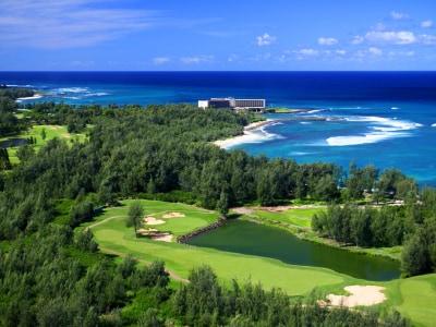 タートルベイ・リゾート・ゴルフクラブ ジョージファジオコース(ハワイ オアフ)