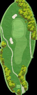 大磯ゴルフコース Hole01