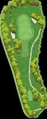 大磯ゴルフコース Hole03