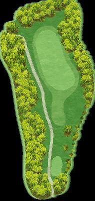 大磯ゴルフコース Hole04