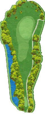 大磯ゴルフコース Hole09