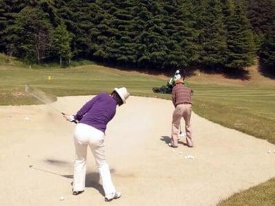 【レッスン】オタゴルフスクール