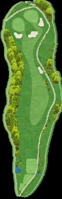 駿河コース Hole01
