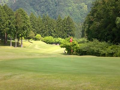 池の平ゴルフ場