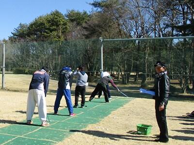 【レッスン】フロンティアゴルフアカデミー小山校