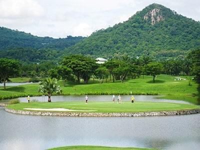 カオカーウカントリークラブ(KHAO KHEAW COUNTRY CLUB)(タイ)