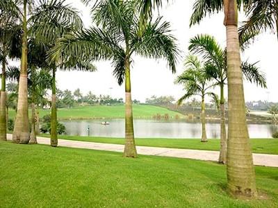 ロングビエンゴルフコース(LONG BIEN GOLF COURSE)(ベトナム)