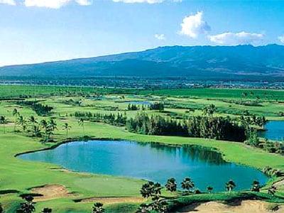 ハワイプリンスゴルフクラブ(ハワイ・オアフ)