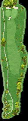 楓コース Hole01
