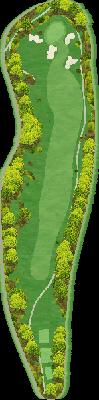 南コース Hole01