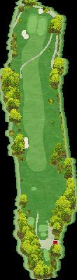 南コースIN Hole18