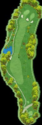 西コース Hole05