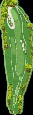 グリーンコース Hole04