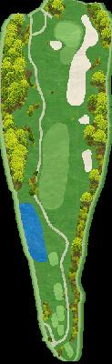 グリーンコース Hole06