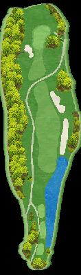 グリーンコース Hole07