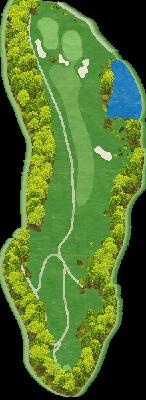 駒コースIN Hole15