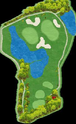駒コースIN Hole16