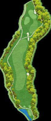 駒コースIN Hole17