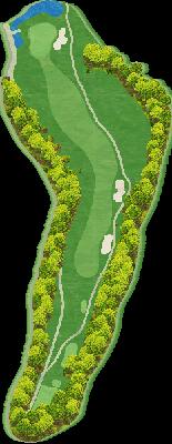 駒コースIN Hole18