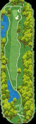 イーストコースIN Hole11