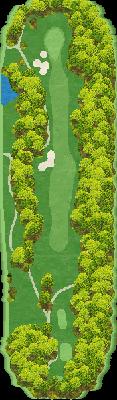 イーストコースIN Hole15