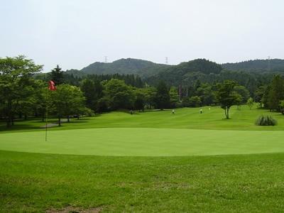 栃の木カントリークラブ