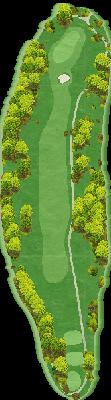 トーナメントIN Hole11