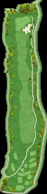 東コースOUT Hole01