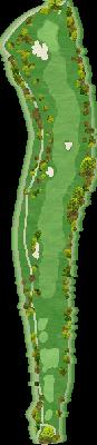 西コースIN Hole10
