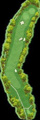 さぎそうコース Hole01