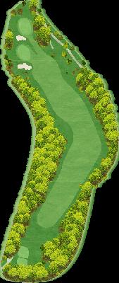 葛城コース Hole01