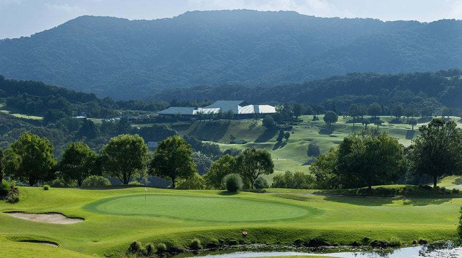 オリムピック・スタッフ足利ゴルフコース